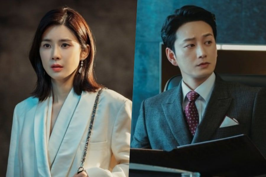 """Lee Bo Young Uncovers More Of Lee Hyun Wook's Secrets In """"Mine"""""""