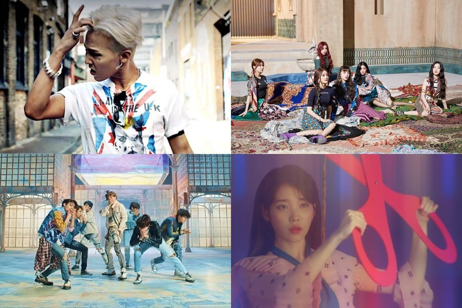 10 K-Pop Songs To Get You Through A Bad Breakup