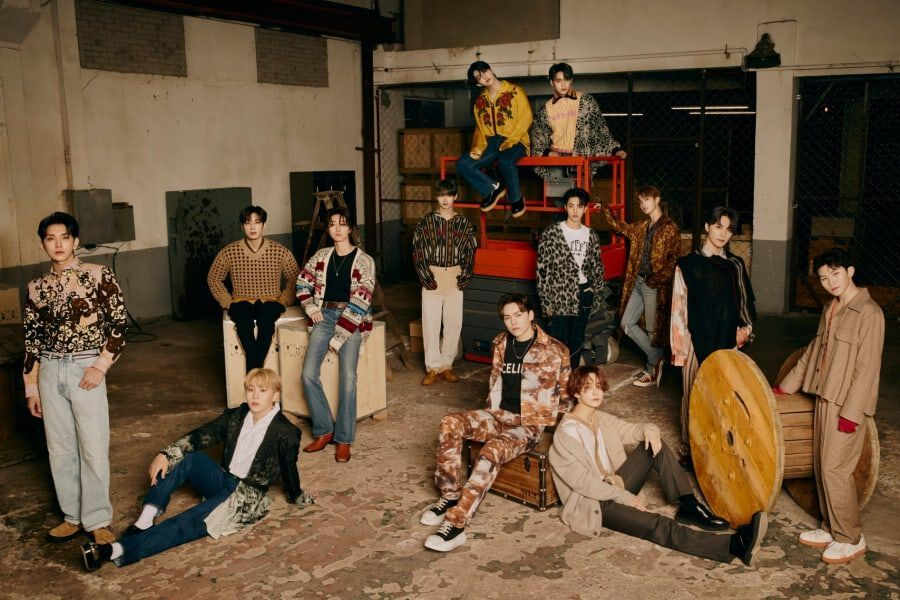 """SEVENTEEN Tops iTunes Charts Around The World With New Japanese Single """"Not Alone"""""""