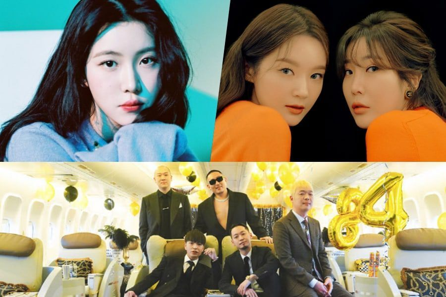 Melon Music Awards 2020 Kicks Off MMA Week With 3 Award Announcements
