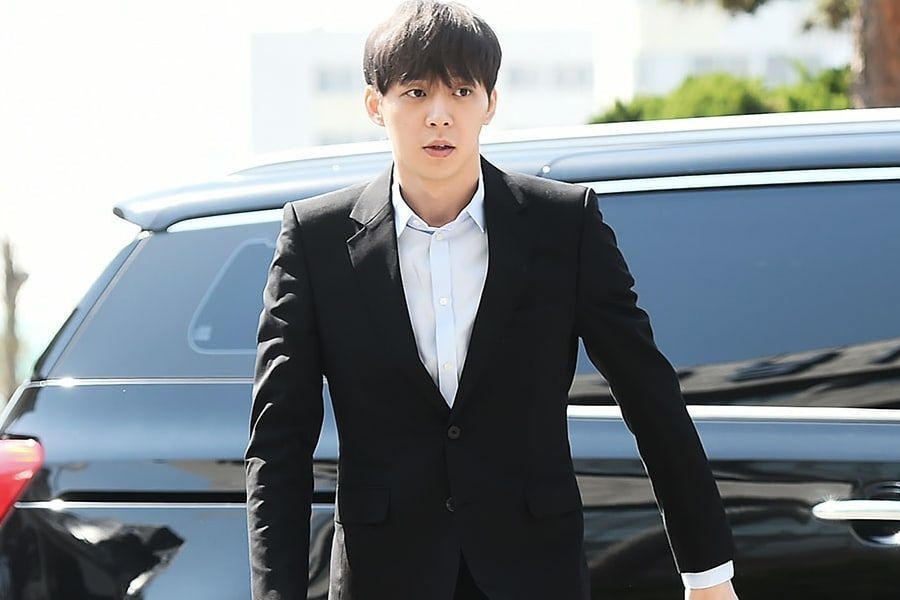 Park Yoochun es puesto bajo arresto