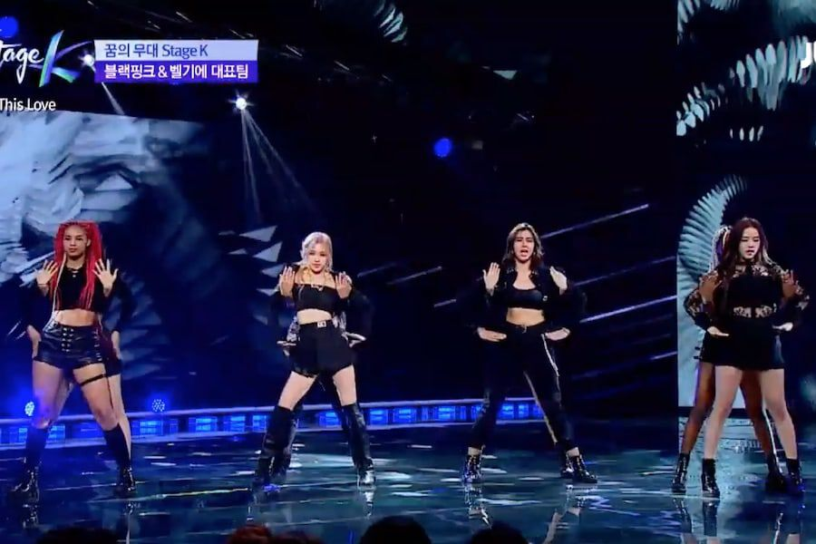"Watch: BLACKPINK Joins Winning Team On ""Stage K"" For Epic"