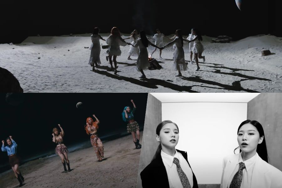 "Watch: LOONA Is Charismatic And Mystical In ""Why Not?"" Comeback MV 