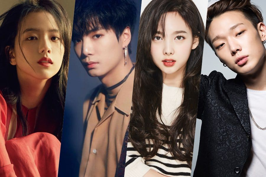 Idols Born In The Year Of The Pig Talk About 2018 And Their Dreams + Share New Year's Messages