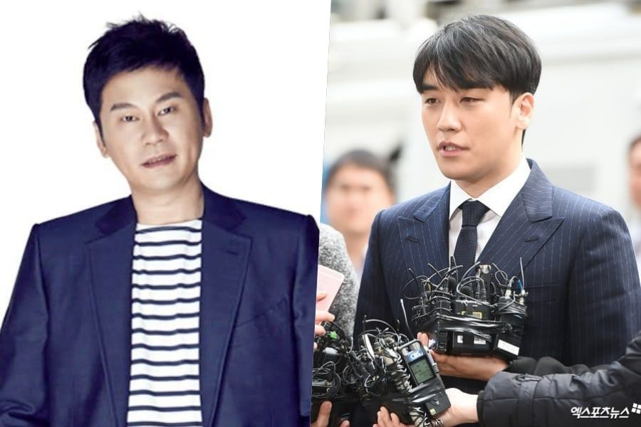 Update: Yang Hyun Suk Suspected Of Illegal Foreign Exchange And Gambling Abroad + Seungri Also Suspected Of Gambling