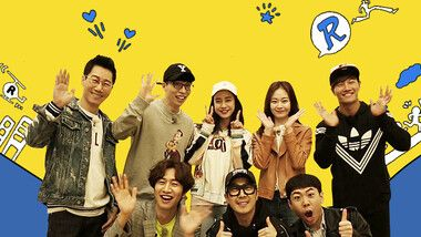 Running Man Episode 401