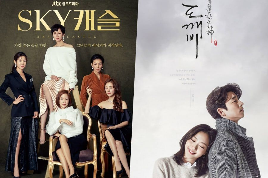 "SKY Castle"" Overtakes ""Goblin"" To Set Highest Viewership"
