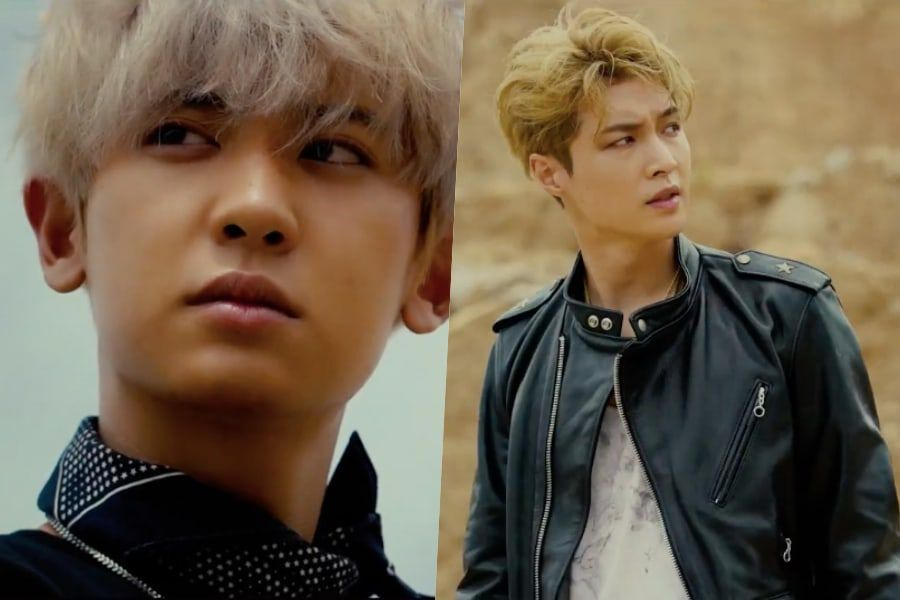 "Watch: EXO Revs Up Their Engines In Exciting New Teaser For ""Don't Mess Up My Tempo"""