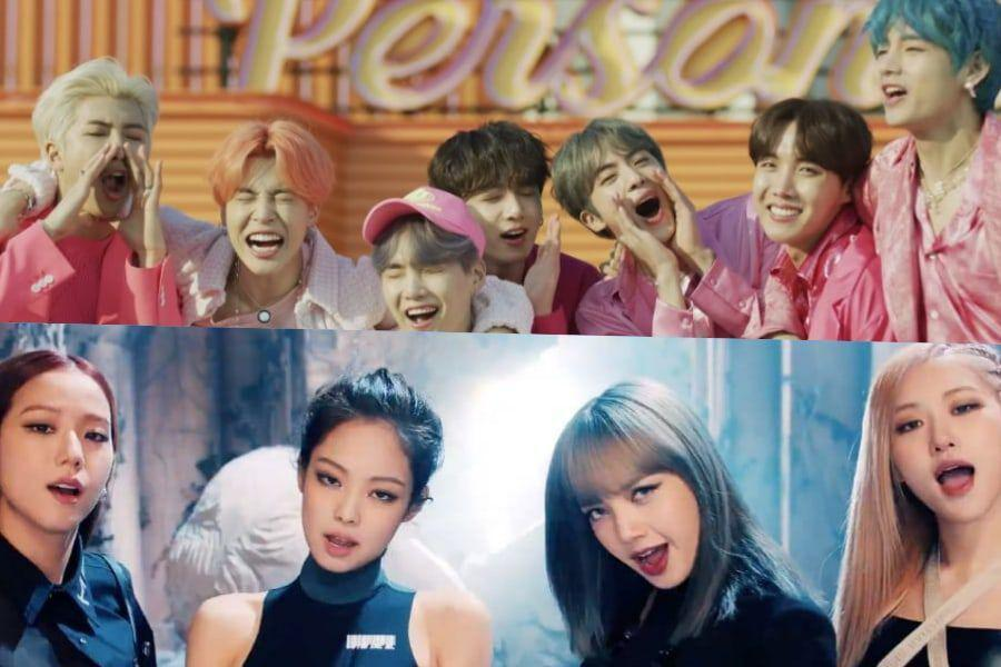 BTS And BLACKPINK Grab Spots On Billboard's Staff-Curated List Of 100 Best Songs Of 2019