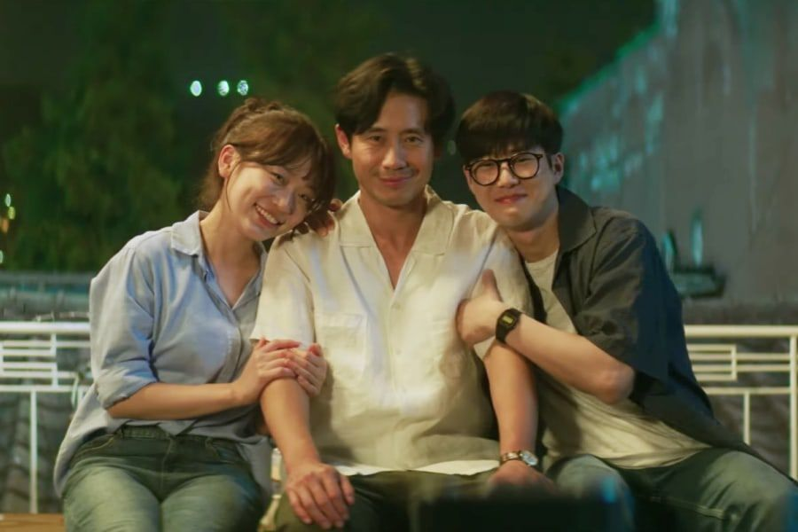 Watch: EXO's Suho And Kim Seul Gi Embrace Unexpected Gift Shin Ha Kyun In Trailer For Upcoming Film