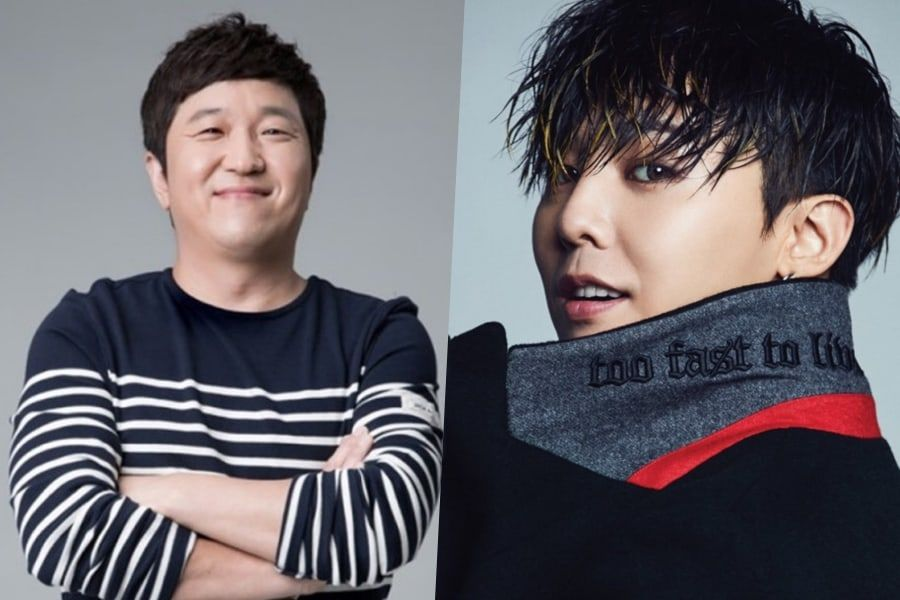 Jung Hyung Don Reveals Who G-Dragon Says Are The Most Popular Girl Groups In The Army