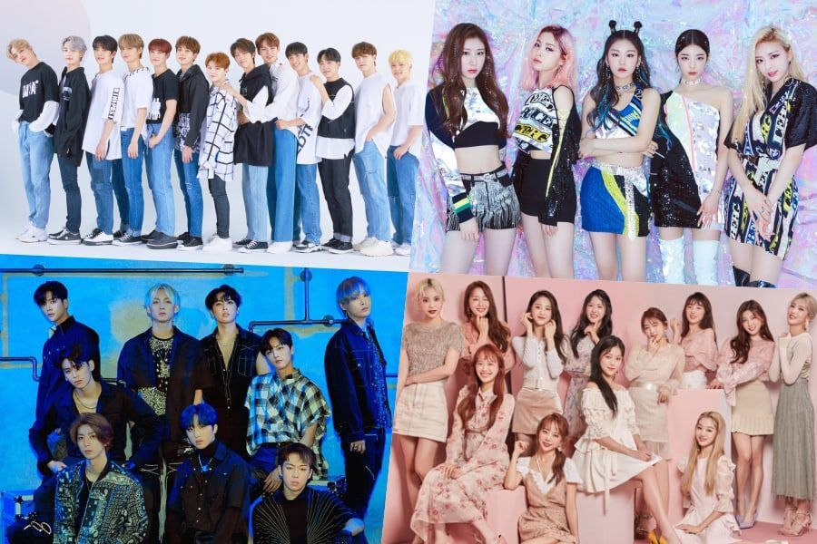 SEVENTEEN, ITZY, SF9, LOONA, N.Flying, And fromis_9 Join KCON 2019 LA Lineup