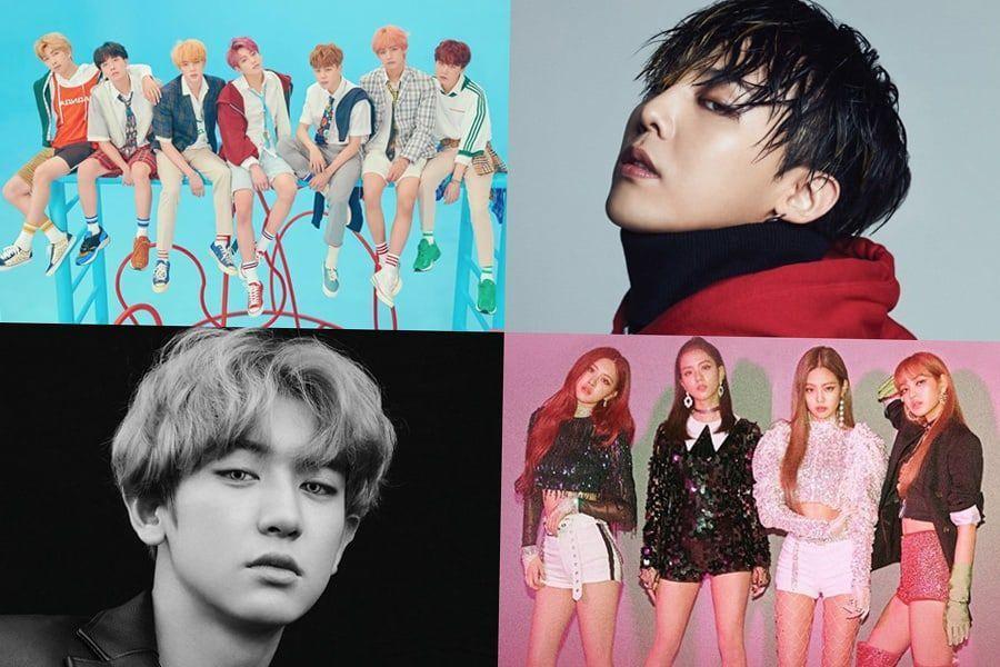 Instagram en Corea revela las cuentas más populares de 2018