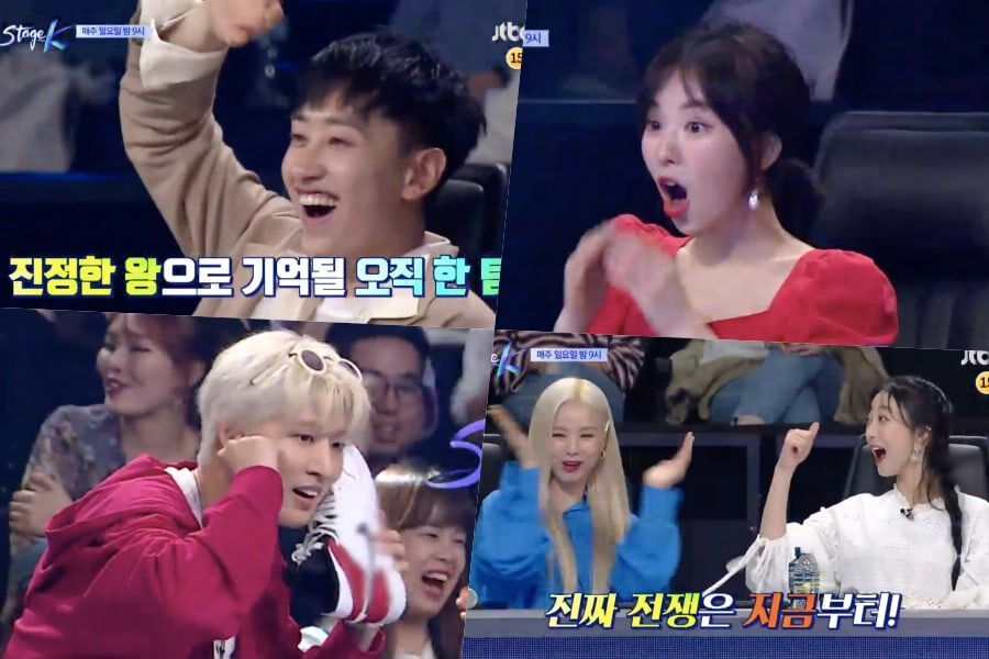 """Watch: Super Junior, Red Velvet, iKON, And EXID Return To """"Stage K"""" For Grand Final In Exciting Preview"""