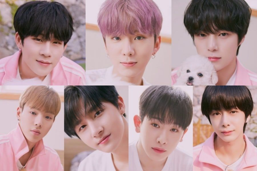 """Listen: MONSTA X Drops OST """"Breathe For You"""" For Their Puppy"""