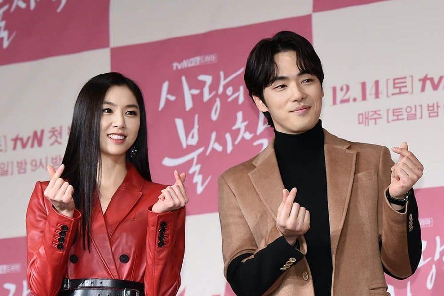 Seo Ji Hye's And Kim Jung Hyun's Agencies Deny Dating Rumors