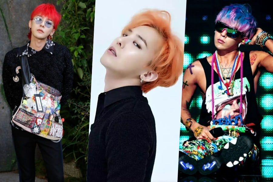 13 Unforgettable Style Moments From Fashion King G-Dragon