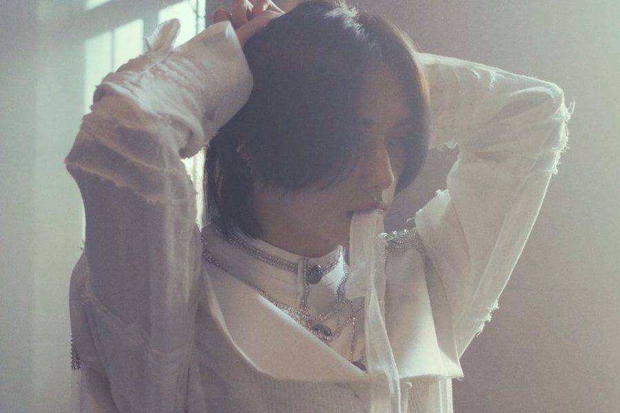 "Watch: Stray Kids' Hyunjin Drops Mesmerizing Dance Cover Of Sam Tinnesz's ""Play With Fire"""