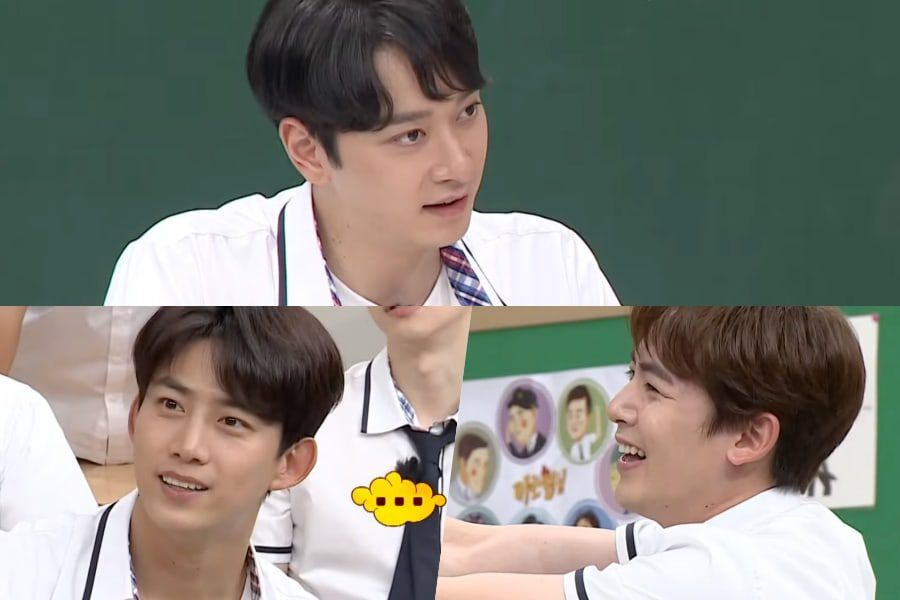 """2PM's Chansung Shares A Funny Story About His And Nichkhun's Cameo In Taecyeon's Drama """"Vincenzo"""""""
