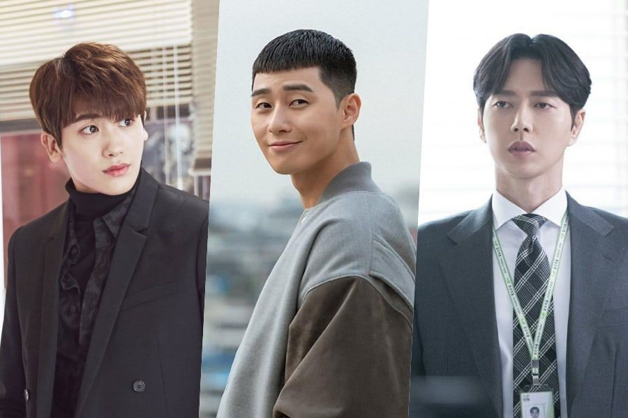 11 Male Bosses In K-Dramas That We Love