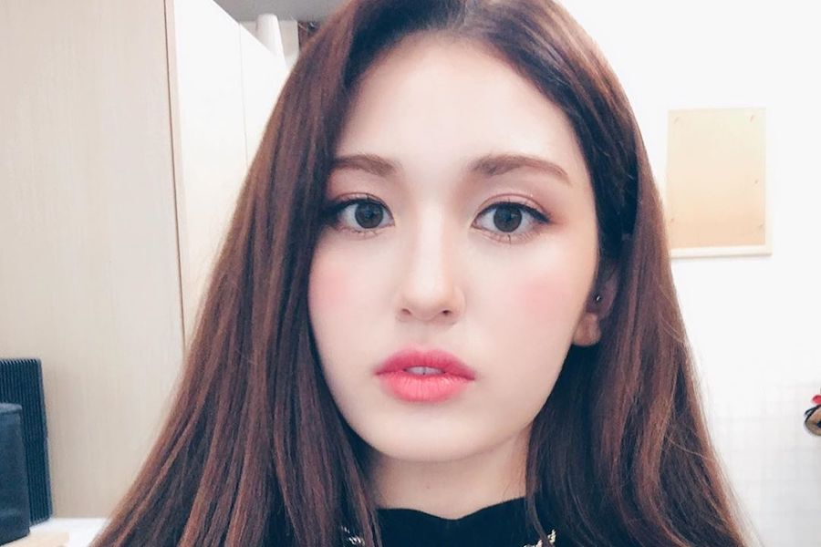 Jeon Somi Shares Update On Comeback