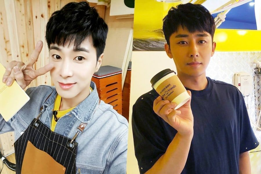 "TVXQ's Yunho To Guest On ""Coffee Friends"" In Support Of Best Friend Son Ho Jun"