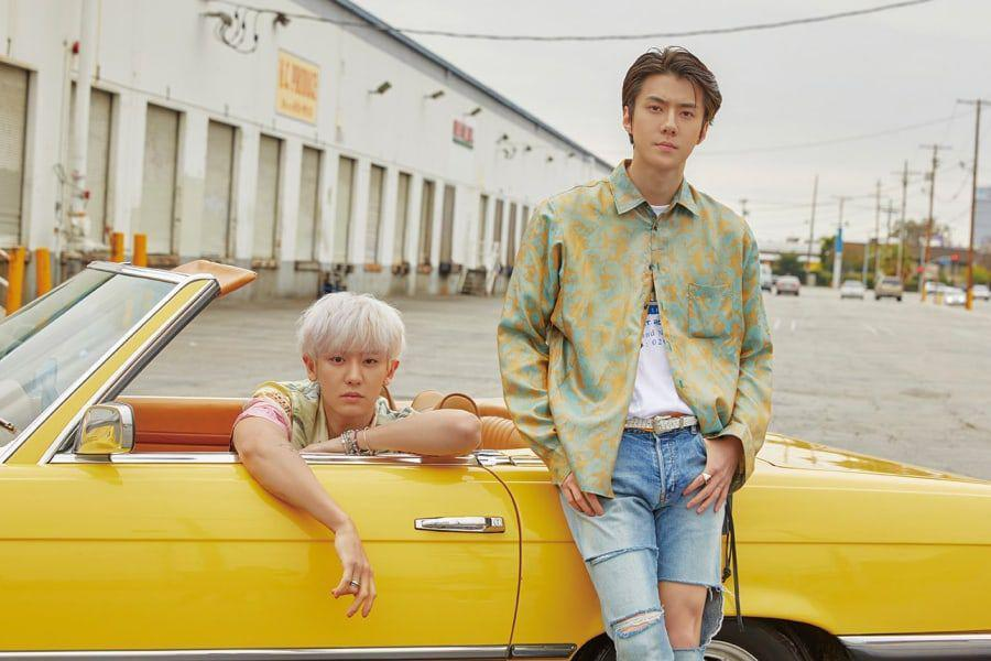EXO-SC Tops iTunes Charts Worldwide With Unit Debut Album