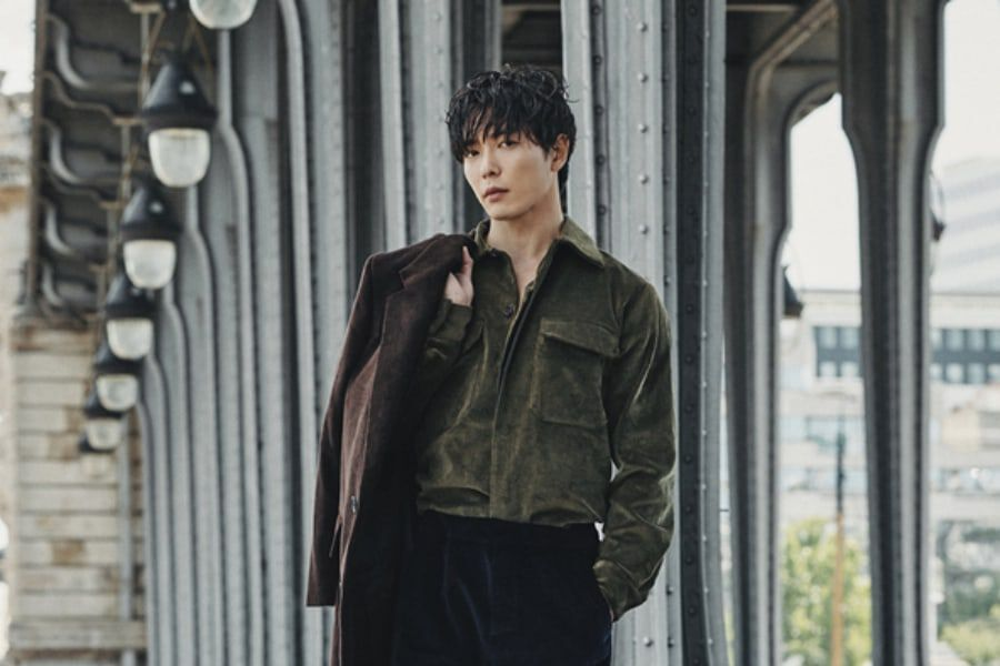 Kim Jae Wook Candidly Discusses His Previous Works, Relationships With People, And More