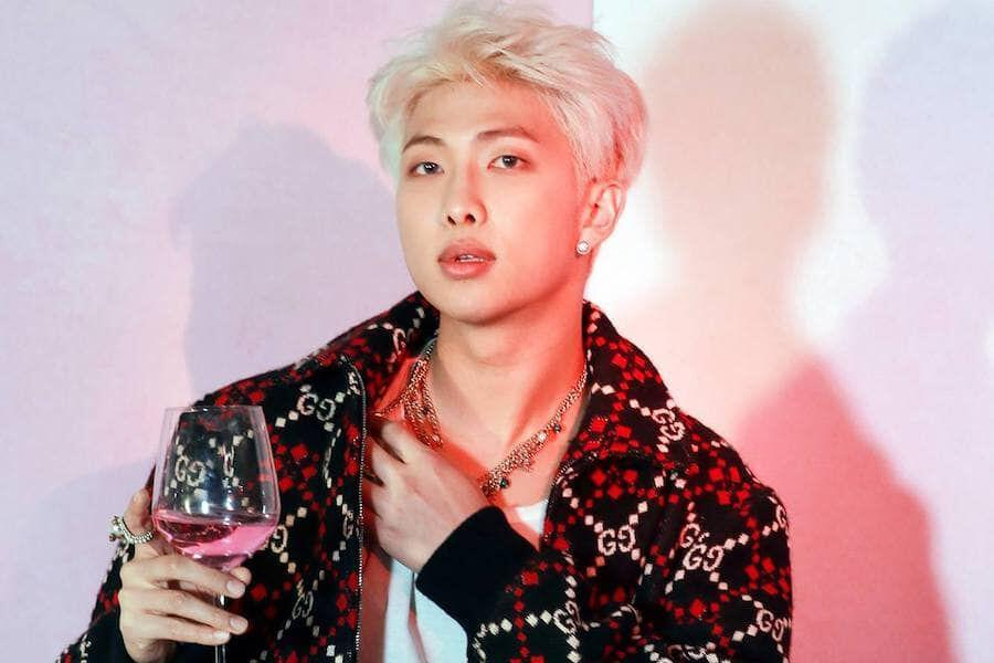 """BTS's RM Reveals Stories Behind Their Chart-Topping Mini Album """"Map Of The  Soul: Persona"""" 