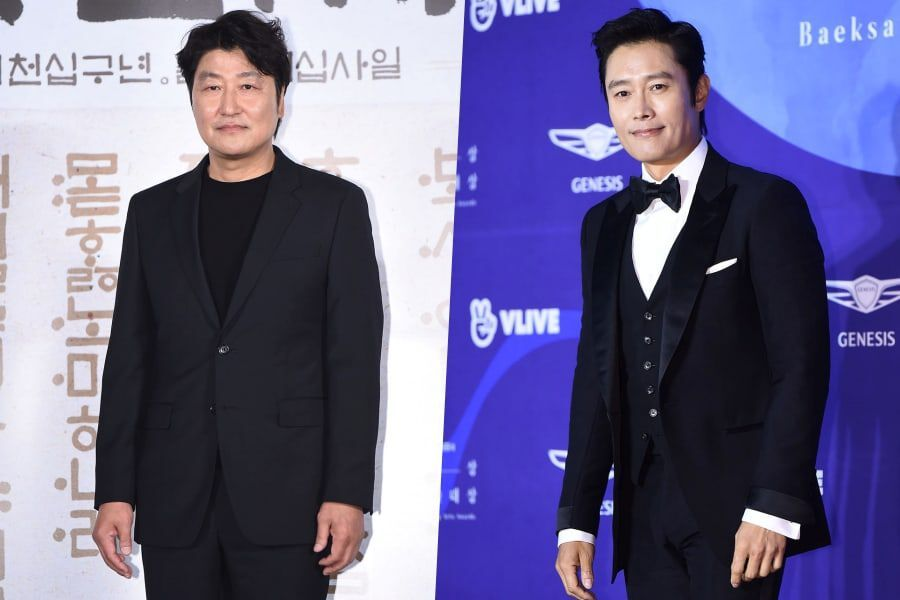 Song Kang Ho And Lee Byung Hun Confirmed To Reunite For New Disaster Film Soompi
