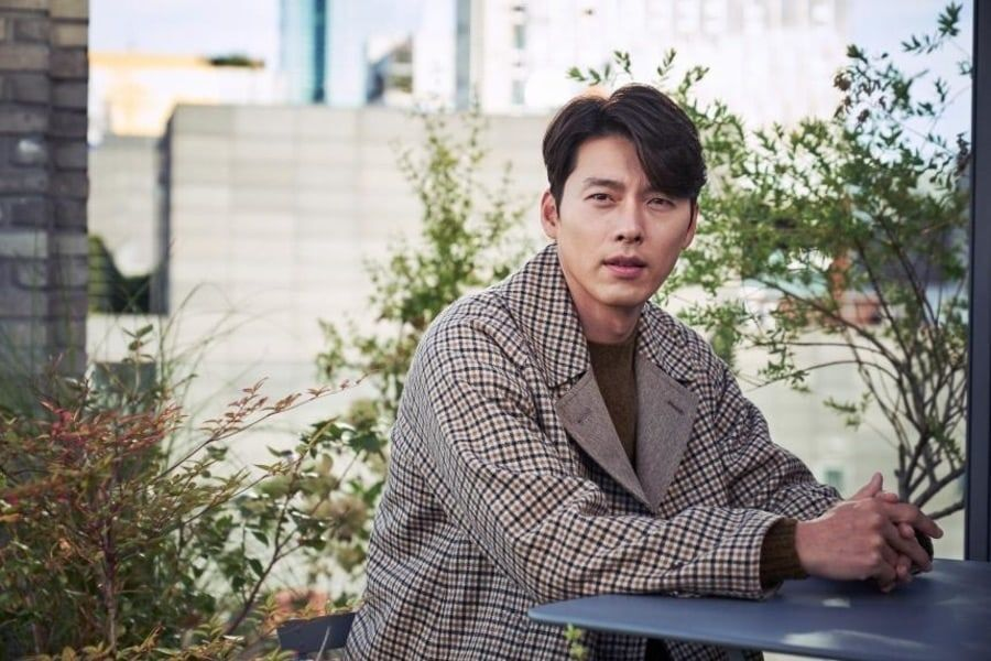 "Hyun Bin se mantiene en contacto con la escritora de ""The Legend Of The Blue Sea"" por un posible nuevo drama"