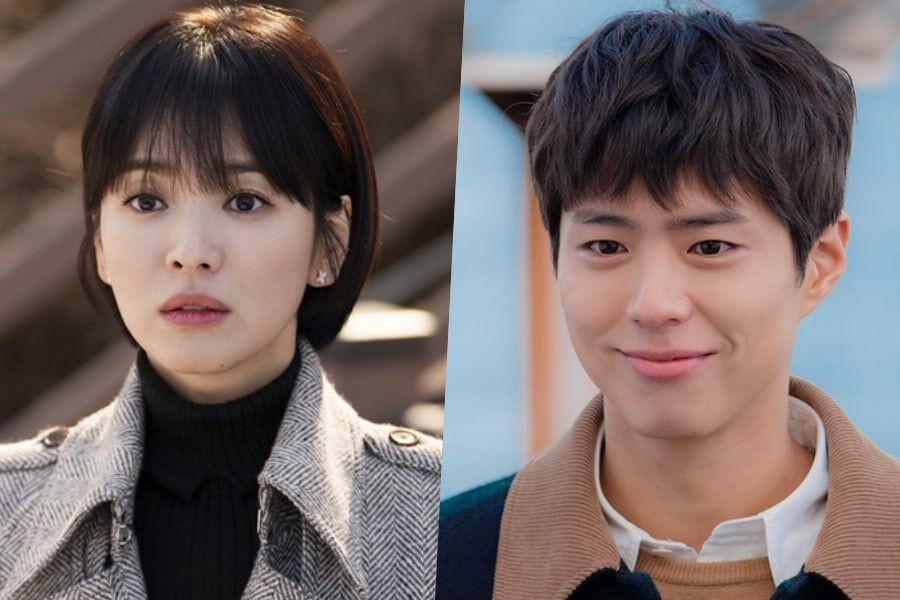 "Song Hye Kyo And Park Bo Gum Meet Again With Conflicting Emotions In ""Encounter"""
