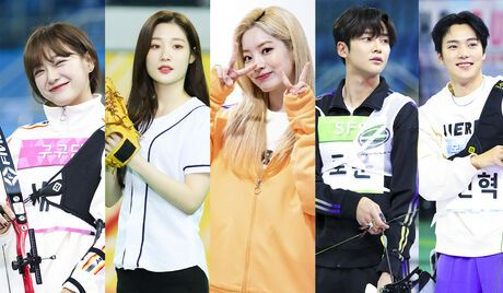 2020 Idol Star Athletics Championships - New Year Special