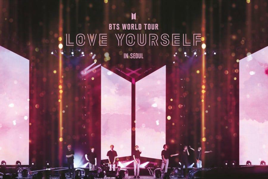 """La película """"Love Yourself In Seoul"""" de BTS rompe récords de taquilla y obtiene proyección adicional"""