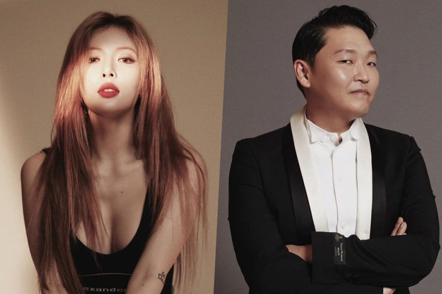 HyunA Explains Why She Signed With P NATION Despite Offers From Other Agencies