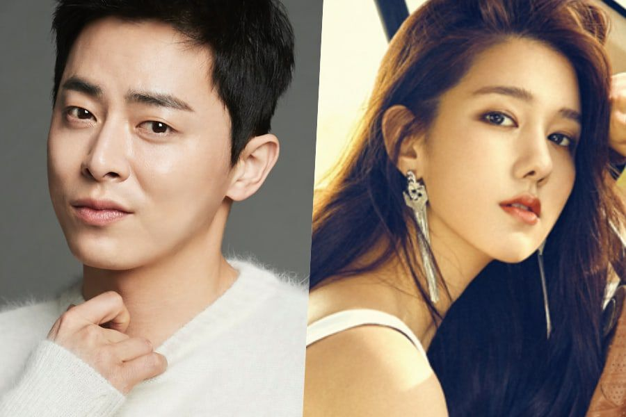Update: Jo Jung Suk And Yang Jiwon Respond To Malicious Rumors
