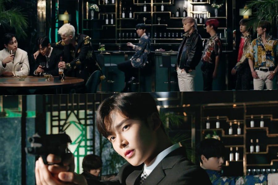 "Watch: SF9 Plays A Dangerous Game In Comeback MV For ""Summer ..."