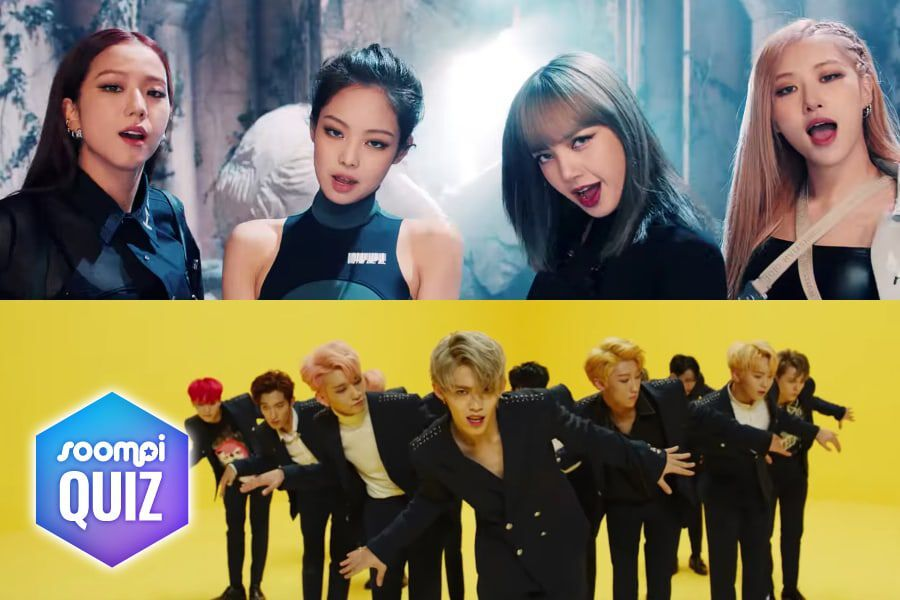 QUIZ: Which Song Is Your Personal K-Pop Dance Anthem? - soompi