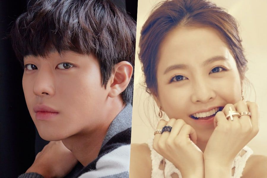 Ahn Hyo Seop In Talks To Star Opposite Park Bo Young In New tvN Drama