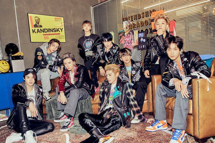 "NCT 127 To Appear On ""The Daily Show"" Daytime Special"