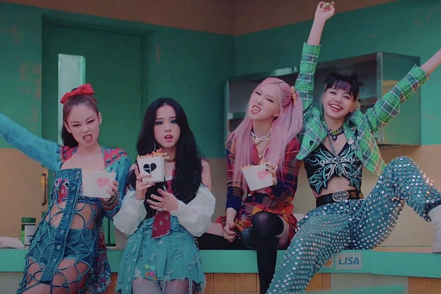 "BLACKPINK's ""Lovesick Girls"" Becomes Fastest Korean Girl Group MV To Surpass 10 Million Views"