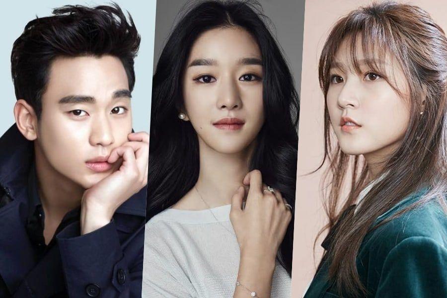 Kim Soo Hyun Seo Ye Ji And Kim Sae Ron Sign With Newly Formed Entertainment Agency Soompi