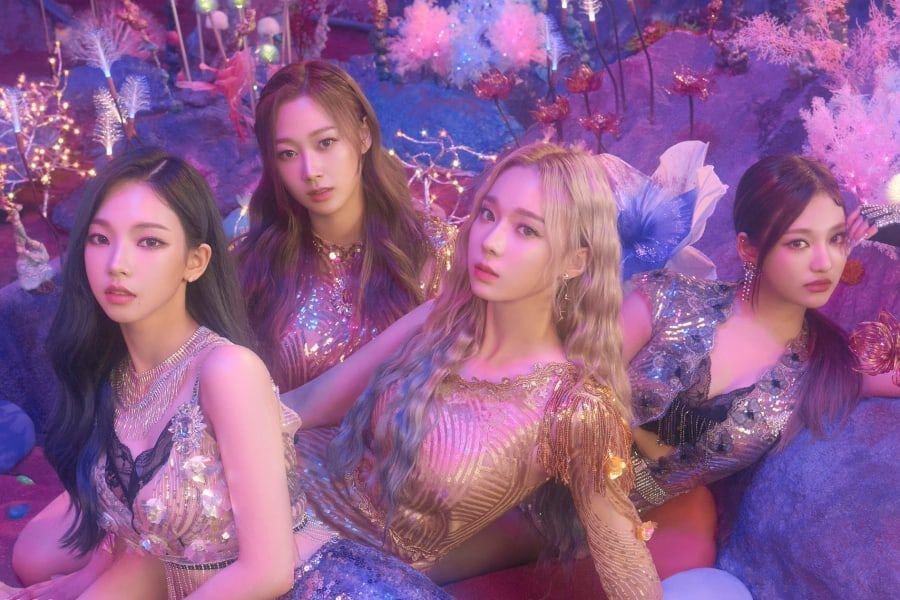 SM's New Girl Group aespa Shares Their Thoughts On Upcoming Debut + Announces Fan Club Name