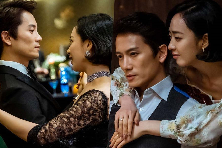 """Ji Sung And Kim Min Jung Have A Hot And Cold Relationship In """"The Devil Judge"""""""
