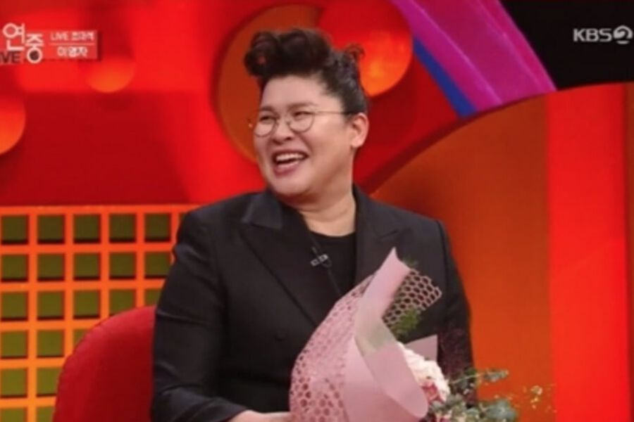 Lee Young Ja Talks About Winning 2 Daesangs + Thanks Fellow Female Comedians