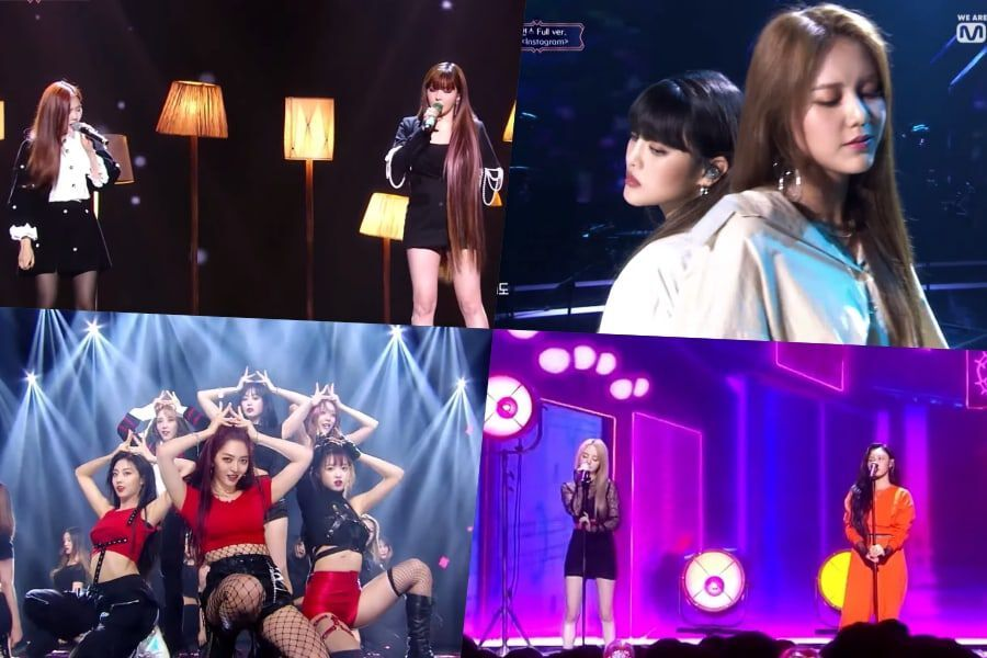 "Watch: ""Queendom"" Contestants Stage Jaw-Dropping Vocal And Dance Performances"