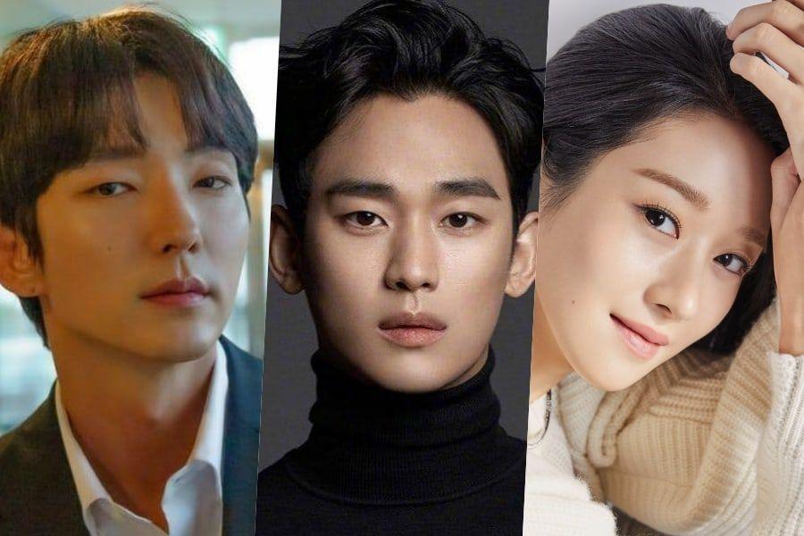 Update Lee Joon Gi Kim Soo Hyun Seo Ye Ji And More Join 2020 Asia Artist Awards Actors Lineup Soompi