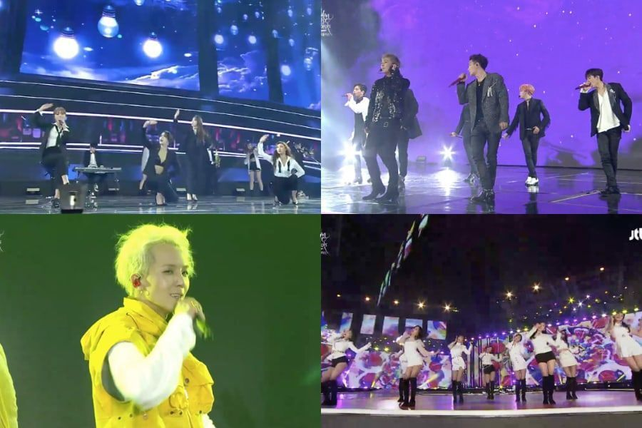 Actuaciones de los 33rd Golden Disc Awards día 1