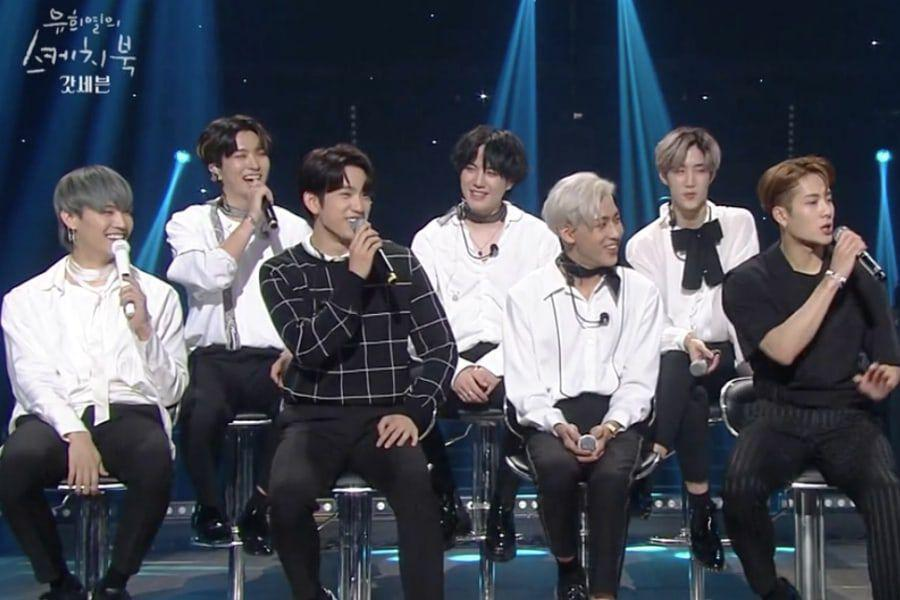 GOT7 Gets Refreshingly Honest About Past Fights Between The