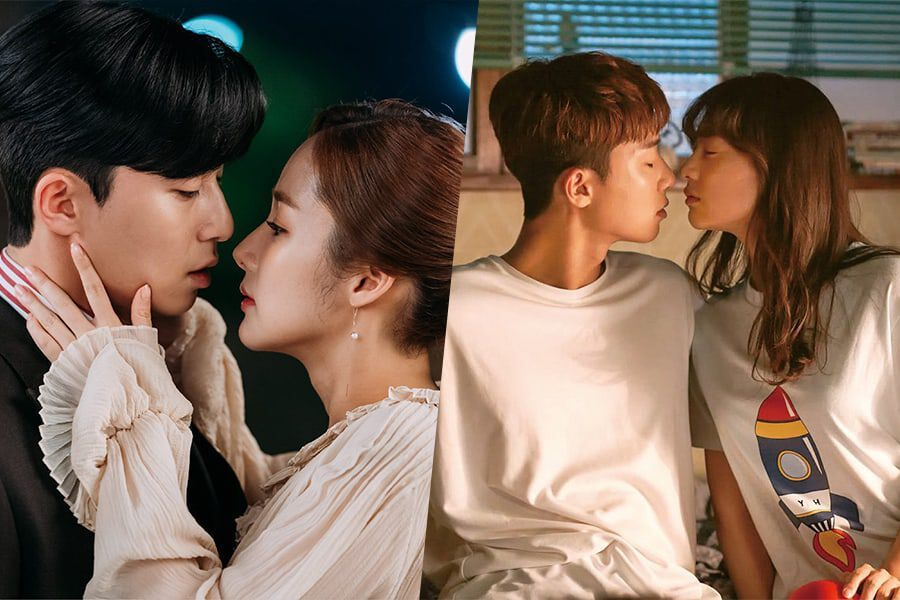 7 Times Park Seo Joon Blessed Us With Amazing Kiss Scenes Soompi